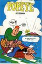 Comic Books - Popeye - het grote spinazie tekort
