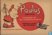 Comic Books - Paulus the Woodgnome - Avonturen met den veldkabouter Pieter