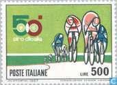 Timbres-poste - Italie [ITA] - Giro d'Italia