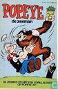 Comics - Popeye - het gorillaleger van de zeeheks
