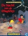 Strips - Johan en Pirrewiet - De nacht van de Magiërs
