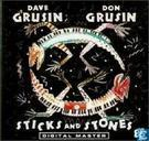 Vinyl records and CDs - Grusin, Dave - Sticks & Stones