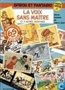 Comics - Spirou und Fantasio - La voix sans maitre et 5 autres aventures