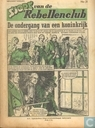 Bandes dessinées - Sjors van de Rebellenclub (tijdschrift) - 1955 nummer  31
