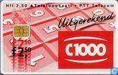 Uitgerekend C1000