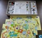 Board games - Letterspel - Het grote Maan Roos Vis Letterspel