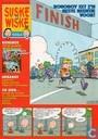 Strips - Suske en Wiske weekblad (tijdschrift) - 2001 nummer  37