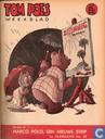 Strips - Bas en van der Pluim - 1947/48 nummer 38