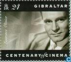 Postage Stamps - Gibraltar - Cinemas 1895-1995