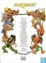 Bandes dessinées - Le Pays des elfes - De list van Winnowill