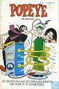 Bandes dessinées - Popeye - het monster van de zeeheks