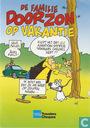 Strips - Familie Doorzon, De - De familie Doorzon op vakantie