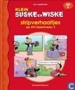 Comic Books - Junior Suske en Wiske - Stripverhaaltjes op AVI-leesniveau 3