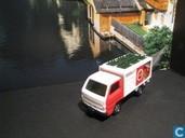 Voitures miniatures - Tomica - Vrachtwagen 'Coca-Cola'