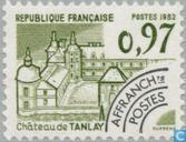 Postage Stamps - France [FRA] - Castle of Tanlay