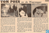 Comic Books - Bumble and Tom Puss - Tom Poes en de Waarzegger
