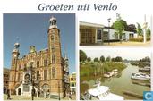Postcards - Venlo - Multikaart