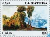 Briefmarken - Italien [ITA] - Natur und Stadt