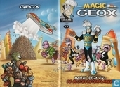 Comics - Magic Geox - Magic Geox en... de Blotevoetenplaneet