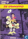 Comic Books - Lucky Luke - De spookstad