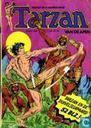 Strips - Tarzan - Tarzan en de duivelsluipaard