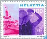 Postzegels - Zwitserland [CHE] - Toerisme