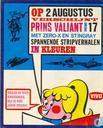 Bandes dessinées - Prince Vaillant - Prins Valiant 16