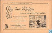 Comic Books - Bumble and Tom Puss - Tom Pfiffig und das Kunststoff-Herz