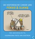Strips - Fokke & Sukke - De historische canon van Fokke & Sukke