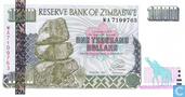 Zimbabwe 1000 Dollars