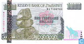 Simbabwe 1000 Dollar