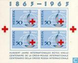 Postage Stamps - Switzerland [CHE] - 100 years of Red Cross