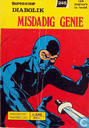 Comic Books - Diabolik - Misdadig genie