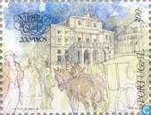Postage Stamps - Portugal [PRT] - 200 years National Theatre Lisbon