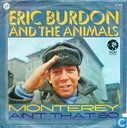Vinyl records and CDs - Eric Burdon & The Animals - Monterey