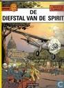 Bandes dessinées - Lefranc - De diefstal van de Spirit