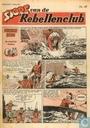 Strips - Sjors van de Rebellenclub (tijdschrift) - 1956 nummer  49