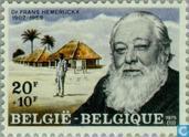 Briefmarken - Belgien [BEL] - Arzt Frans Hemerijckx