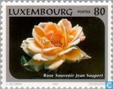Postzegels - Luxemburg - Rozen