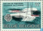 Postage Stamps - Belgium [BEL] - Communications Year