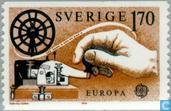 Timbres-poste - Suède [SWE] - Europe – Histoire postale