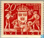 Postage Stamps - Sweden [SWE] - New Sweden