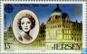Postage Stamps - Jersey - Europe – Music Year