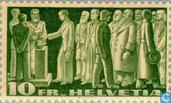 Briefmarken - Schweiz [CHE] - Bund-Stiftung