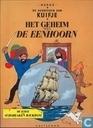 Bandes dessinées - Tintin - De schat van Scharlaken Rackham + Het geheim van de Eenhoorn