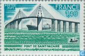 Suspension Bridge St. Nazaire