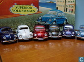 Voitures miniatures - Sunnyside - Volkswagen Kever giftset