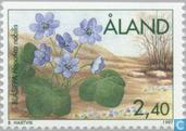 Postage Stamps - Åland Islands [ALA] - Spring Flowers