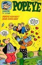 Comic Books - Popeye - Popeye vertrekt naar oeneiland!