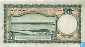 Billets de banque - Famille Royale des Pays-Bas - 1945 20 florins